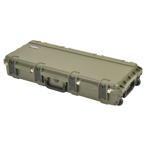 SKB iSeries 3614-6 Waterproof Utility Case (Empty) - Angled Closed