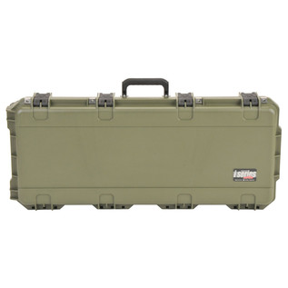 SKB iSeries 3614-6 Waterproof Utility Case (Empty) - Front Closed