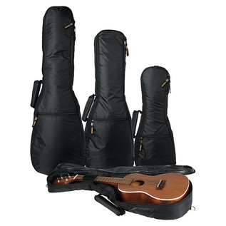 RockBag by Warwick Student Line Soprano Ukulele Bag, Black