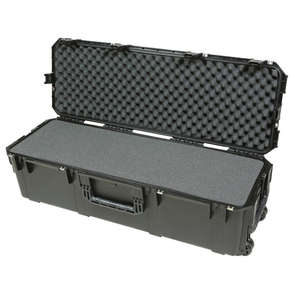 SKB iSeries 4213-12 Waterproof Case (With Layered Foam) - Angled Open