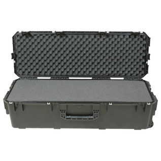 SKB iSeries 4213-12 Waterproof Case (With Layered Foam) - Front Open