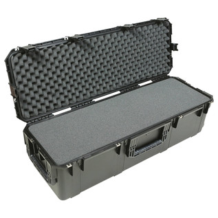 SKB iSeries 4213-12 Waterproof Case (With Layered Foam) - Angled Open 2