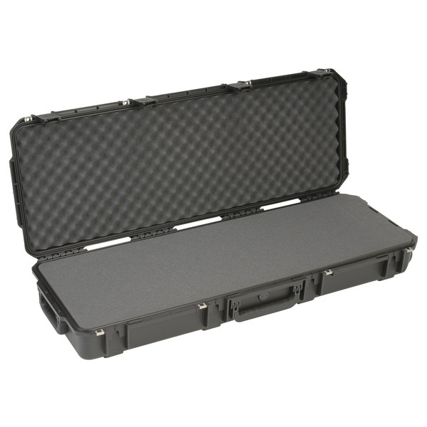 SKB iSeries 4214-5 Waterproof Case (With Layered Foam) - Angled Open 2