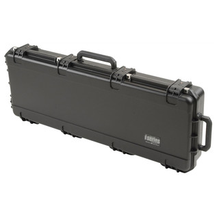 SKB iSeries 4214-5 Waterproof Case (With Layered Foam) - Angled Closed 2