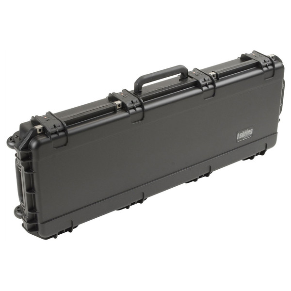 SKB iSeries 4214-5 Waterproof Case (With Layered Foam) - Angled Closed 3