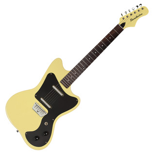 Danelectro '67 Electric Guitar, Dano Yellow