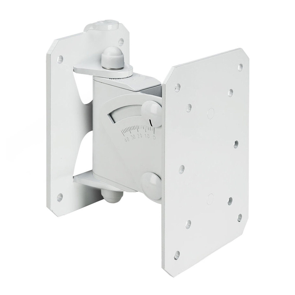 Gravity Gspwmbs20w Tilt And Swivel Speaker Wall Mount