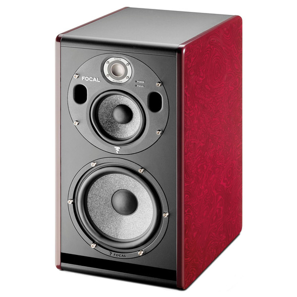 Focal Trio6 BE 2 in 1 Monitoring System, Red (Single) - Front