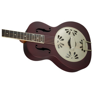 Gretsch G9202 Honey Dipper Round-Neck Biscuit Cone Resonator Guitar