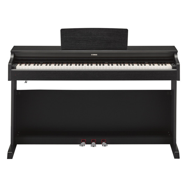 Yamaha Arius YDP163 Digital Piano Package, Black Walnut - Piano