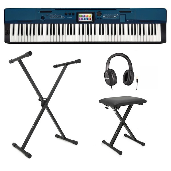 Casio Privia PX 560 Stage Piano X Frame Package