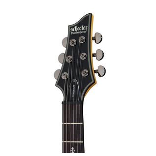 Schecter Damien Elite-6 Electric Guitar, Crimson Red Burst