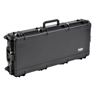 SKB iSeries 4217-7 Waterproof Case (With Layered Foam) - Angled