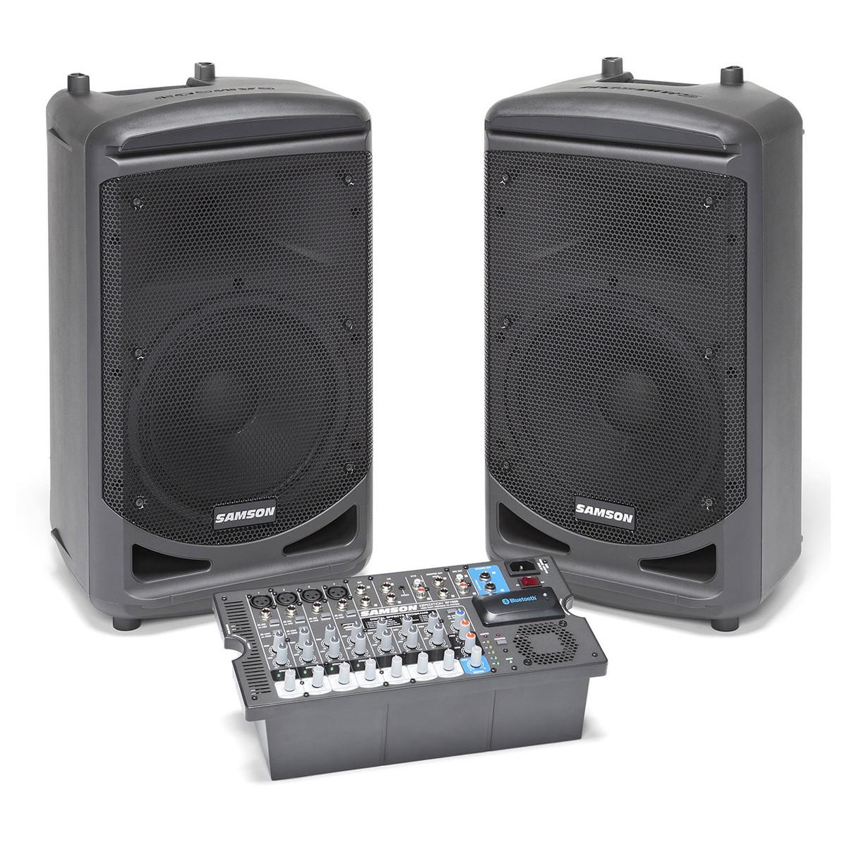 Samson PA XP1000B mit Bluetooth bei Gear4music