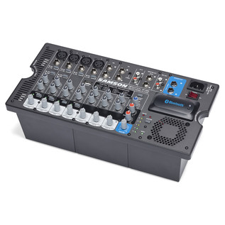 Samson XP1000B PA with Bluetooth - Removable 10-Channel Mixer