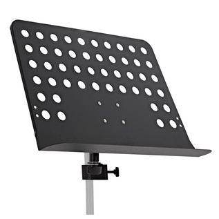 Music Stand Attachment For Microphone Stands by Gear4music