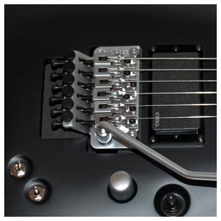 SchecterDamien Platinum-6 FR S Electric Guitar, Satin Black