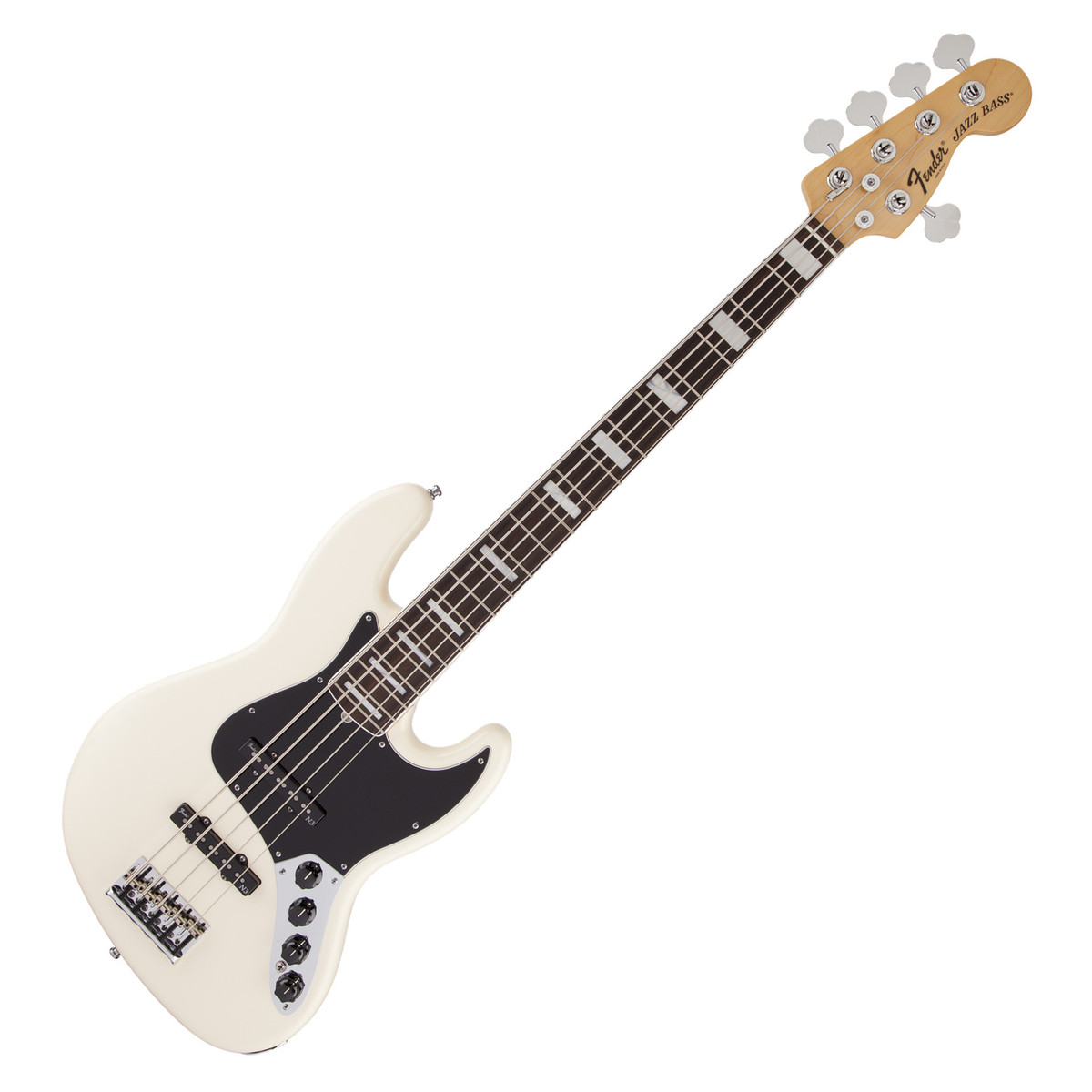 Circuito Jazz Bass Deluxe : Disc fender american deluxe jazz bass v olympic white at