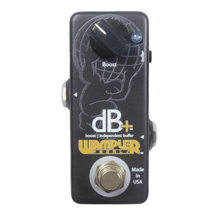 Wampler Decibel Plus Buffer Boost Pedal