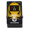 Ortega Octopus Tuner en Power Supply pedaal