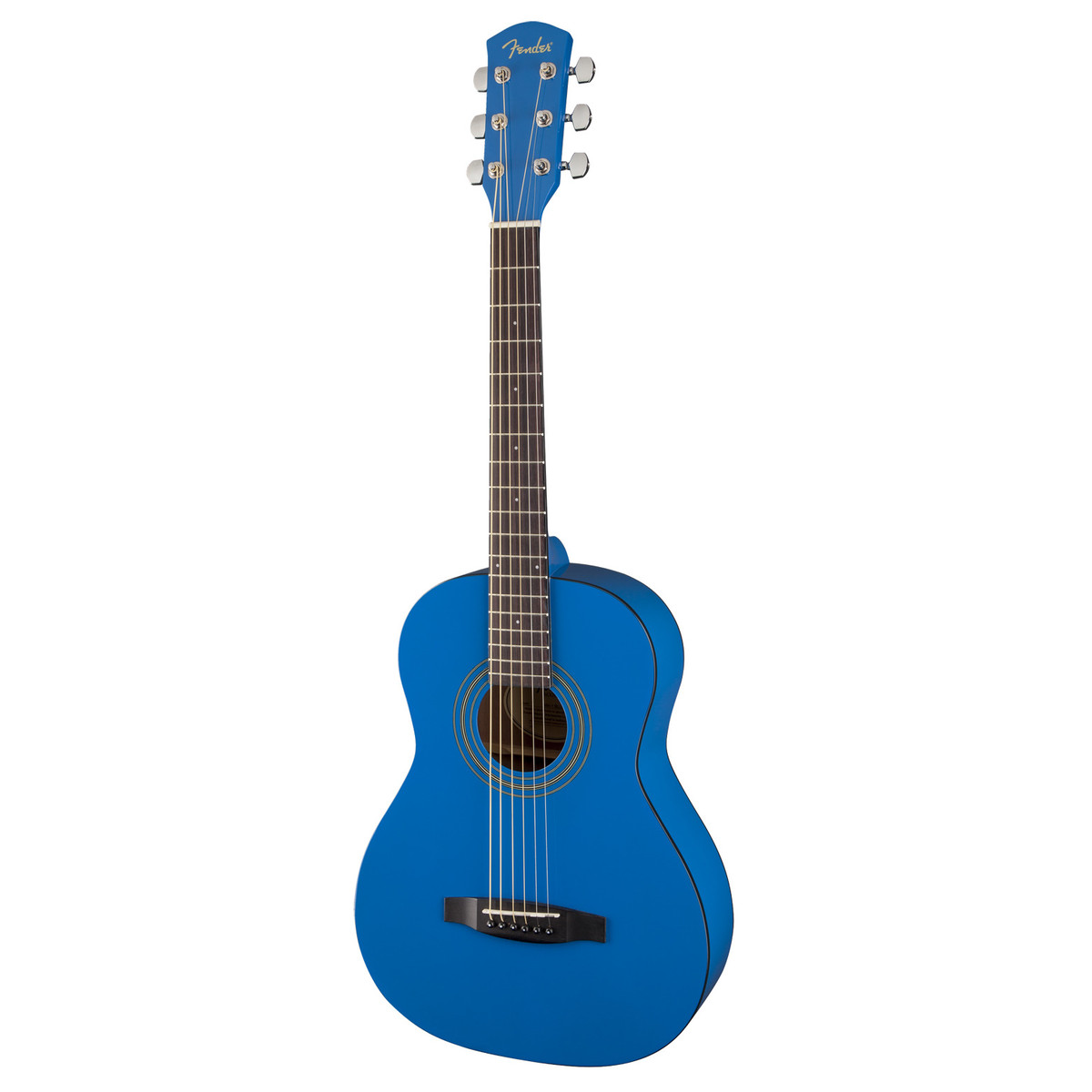 Fender MA 1 3 4 Acoustic Guitar Gloss Blue Loading Zoom