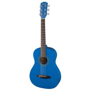 Fender MA-1 3/4 Acoustic Guitar, Gloss Blue