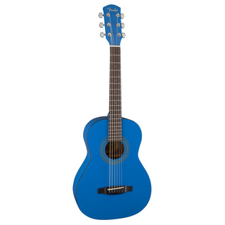 Fender MA-1 3/4 Acoustic Guitar, Gloss Blue