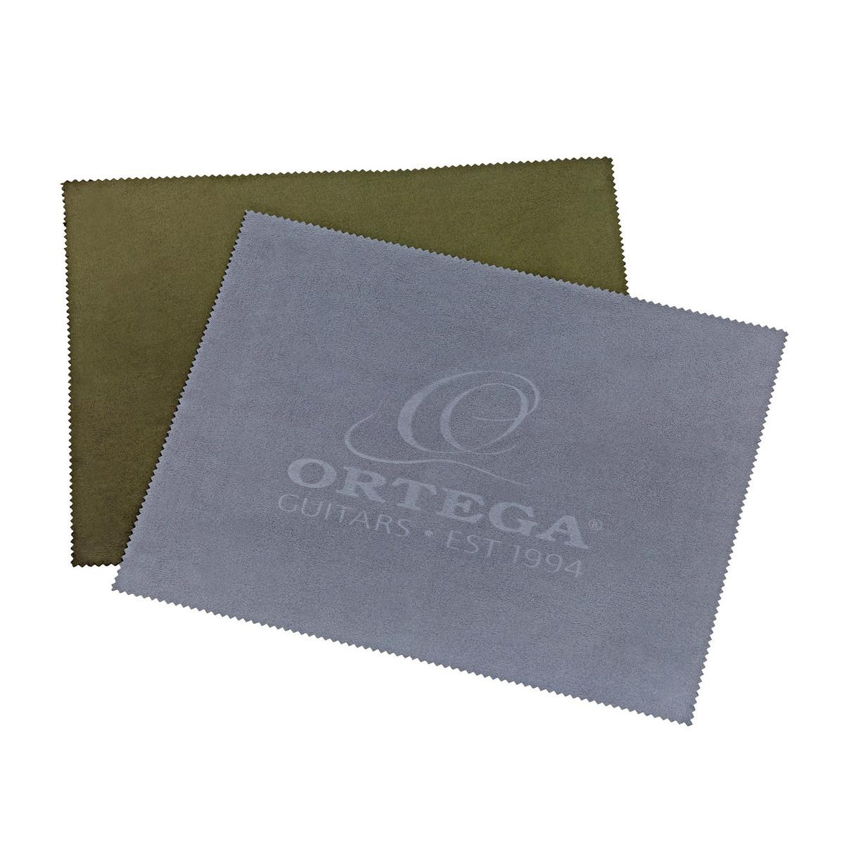Microfiber Cloth Jb Hi Fi: Ortega OPC-GR/LG Microfiber Polishing Cloth, 2 Pack At