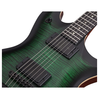 Schecter Tempest 40th Anniversary Electric Guitar,Green