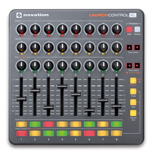 Novation Launch Control XL Software Controller