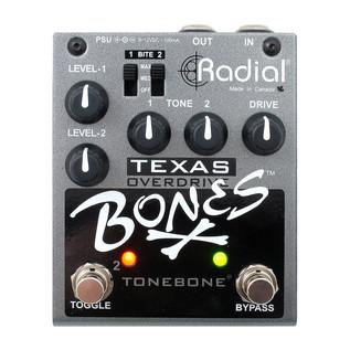 Radial Bones Texas Dual Overdrive