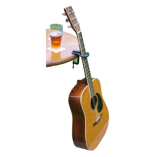 Stones Music Pub Prop Instrument Support Clamp