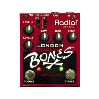 Radial Bones London Dual Distortion