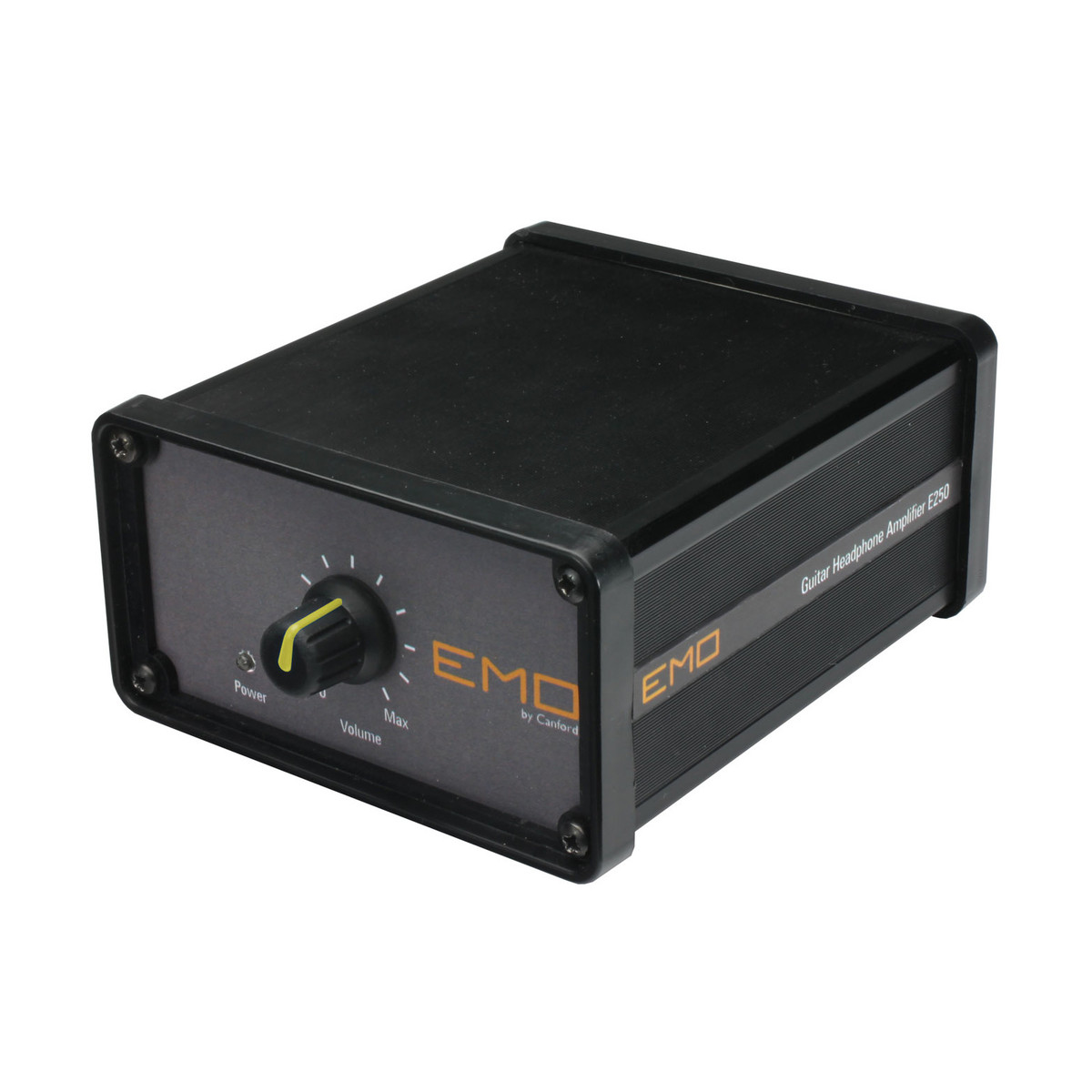 emo e250 guitar headphone amplifier at gear4music. Black Bedroom Furniture Sets. Home Design Ideas