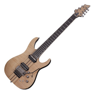 Schecter Banshee Elite-7 FR S Electric Guitar, Gloss Natural