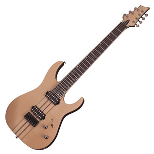 Schecter Banshee Elite-7 Electric Guitar, Gloss Natural