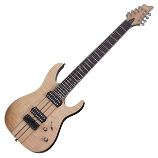 Schecter Banshee Elite-8 Electric Guitar, Gloss Natural
