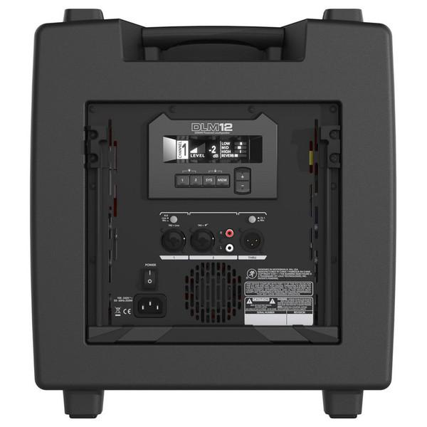 Mackie DLM12 Active PA Speaker (Rear)