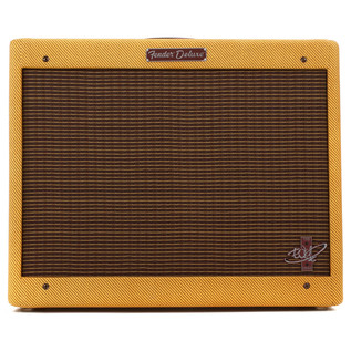 Fender The Edge Deluxe Combo Amp, Lacquered Tweed