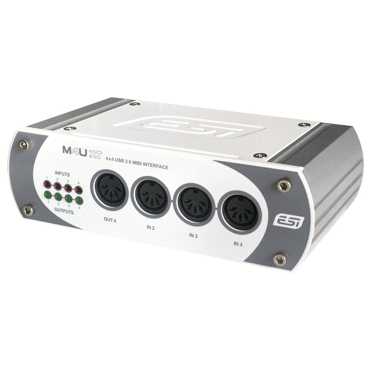 New Drivers: ESI M4U MIDI Interface