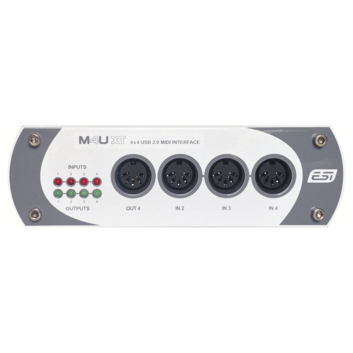 ESI M4U MIDI Interface Driver Download