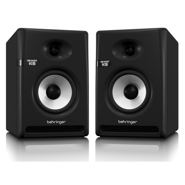 Behringer NEKKST K5 Active Studio Monitors, Pair