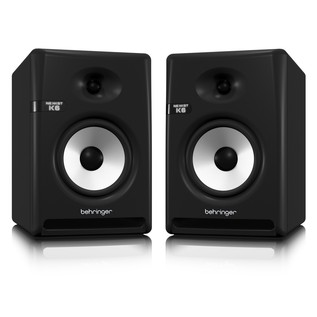 Behringer NEKKST K6 Active Studio Monitors, Pair