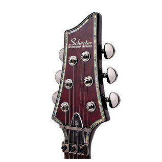 Schecter Hellraiser C-1 Electric Guitar, Black Cherry