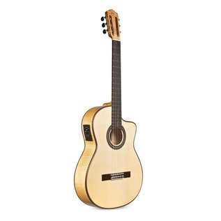 Cordoba GK Pro Maple Electro Acoustic Classical Guitar Side