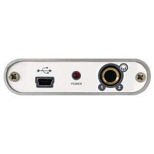 ESI UDJ6 DJ Audio Interface - Rear