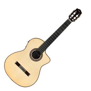 Cordoba GK Pro Negra Electro Acoustic Classical Guitar Top