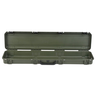SKB iSeries 4909-5 Waterproof Case (Empty), Olive Drap - Front Open