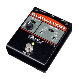 Radial Tonebone Elevator Multi-Level Booster Side
