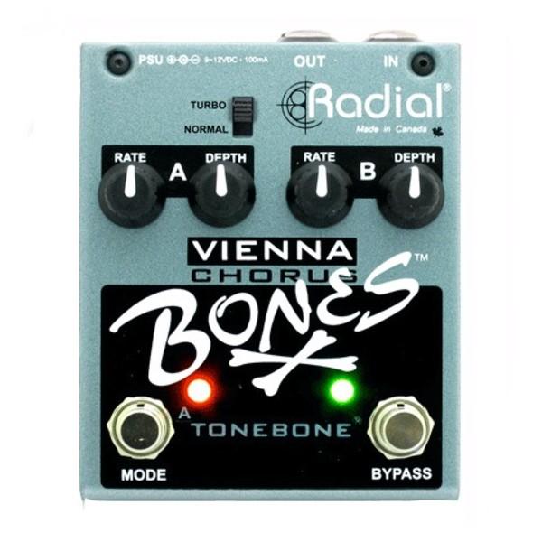 Radial Tonebone Bones Vienna Chorus Front
